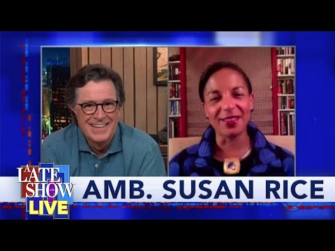 """Amb. Susan Rice Says The American People Need To """"Call B.S."""" On Trump's Attack On The Postal Serv…"""