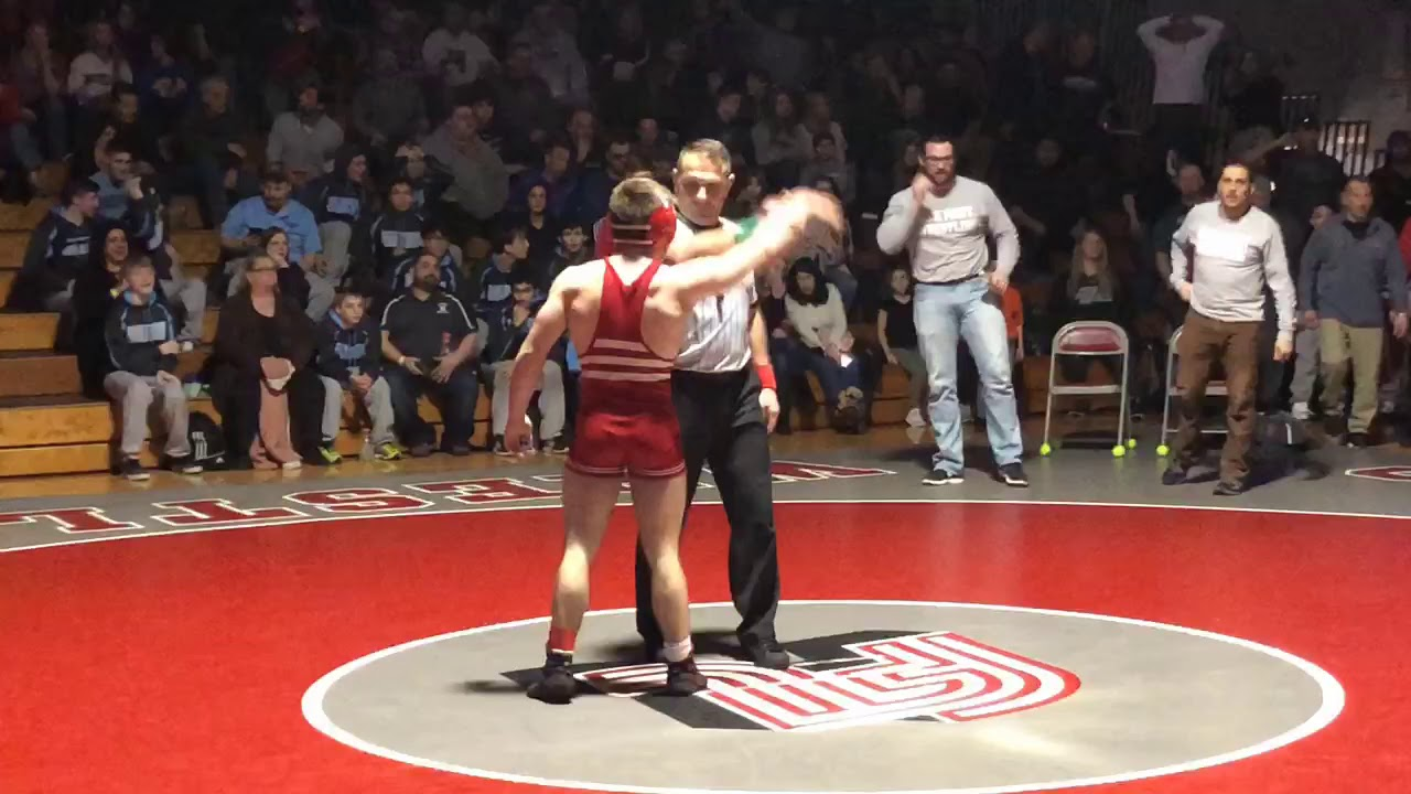 WATCH: Talmadge takedown at the buzzer gives High Point junior wild 3rd District title