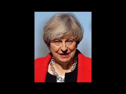 Theresa May - You're a cunt