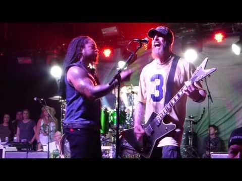 Sevendust - Born To Die (20th Anniversary Concert) Atlanta LIVE [HD] 3/17/17