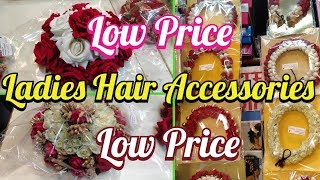 Low Price | Ladies Hair Accessories | Hair Clip | Sadar Bazar Market Delhi
