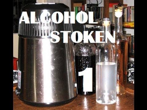 hoe stook je drank