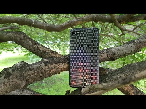 Alcatel A5 LED. Смартфон против серых будней.