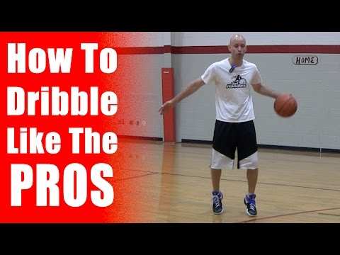 How To Dribble A Basketball Like A Pro - How To Break Ankles | Snake