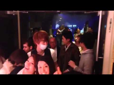 Iakopo live in Tokyo