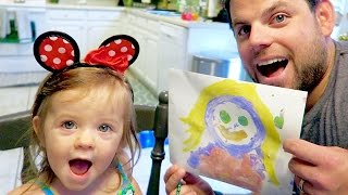 MICKEY MOUSE MASTERPIECE!