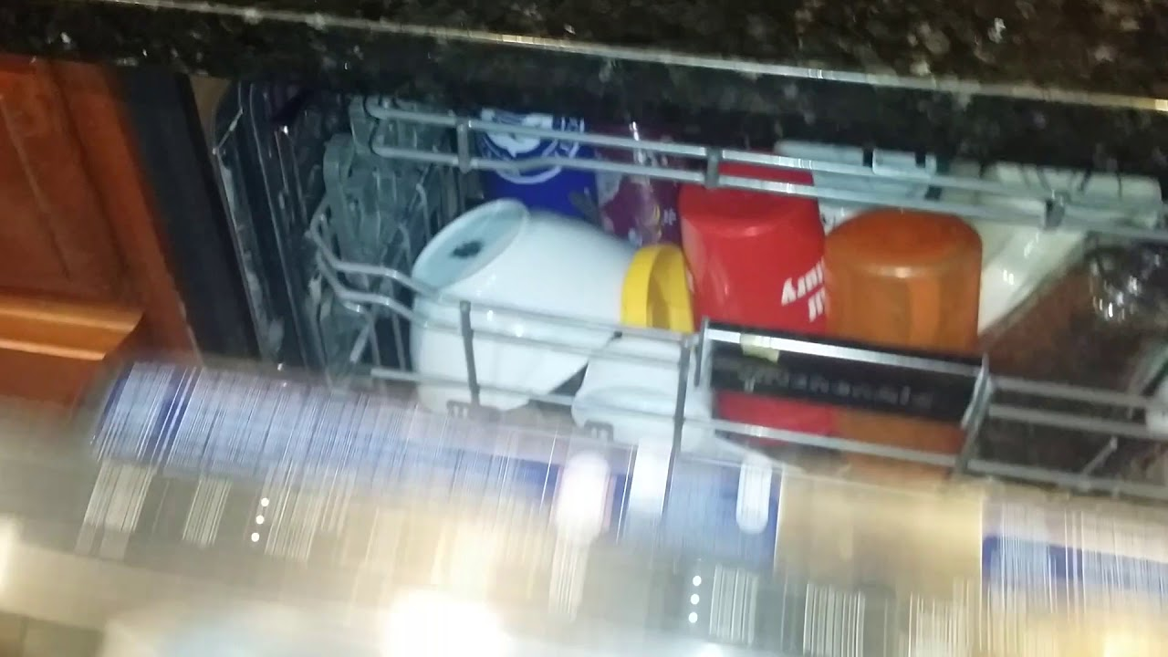 Kitchen Aid Dishwasher Repair Model Kdte704dss0 Part 2 Of