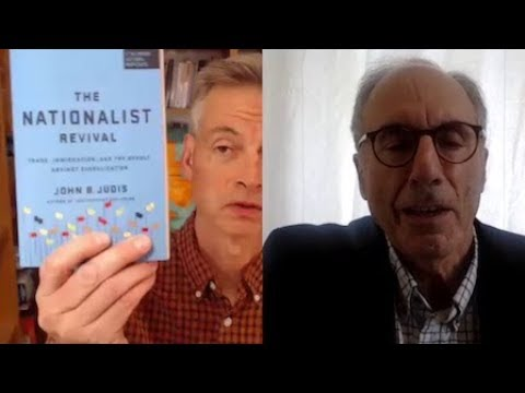 The Nationalist Revival | Robert Wright & John B. Judis [The Wright Show]
