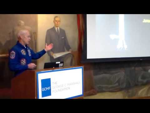 NASA Astronaut Pat Forrester