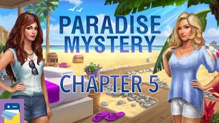 Adventure Escape Mysteries - Paradise Mystery: Chapter 5 Walkthrough (by Haiku Games)