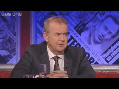 Ian and Conrad discuss Lord Black's innocence - Have I Got News for You - Series 44 - BBC One