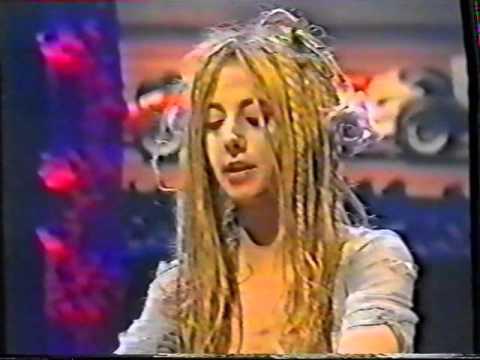 Daisy Chainsaw/Katie Jane Garside TV Appearance