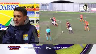 Eccellenza Girone B Valdarno-Porta Romana 0-1