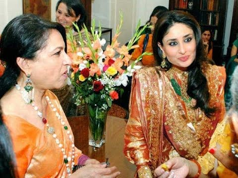 Soha Ali Khan S Wedding Exclusive Talks With Sharmila Tagore And India Tv