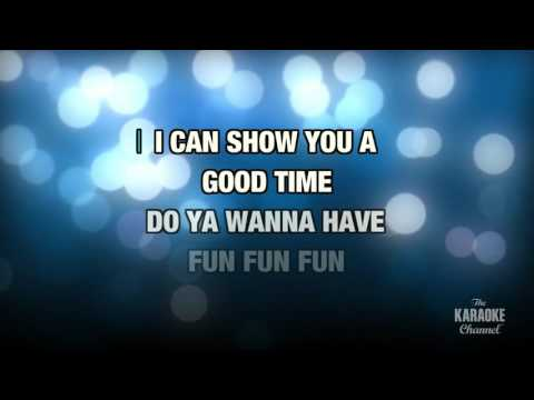 Big Spender in the style of Sweet Charity (Broadway Version) | Karaoke with Lyrics