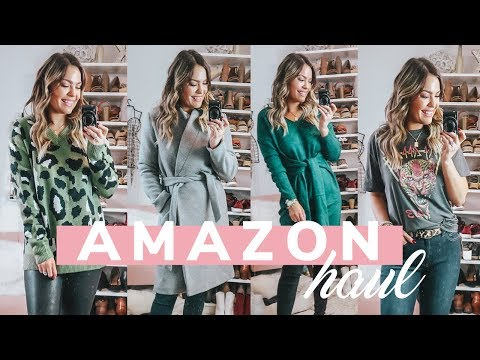 HUGE Amazon Haul + Giveaway  Collab with Kelsey Breisinger