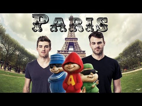 PARIS (The Chainsmokers) - Alvin and the Chipmunks