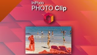 How to erase people from photos with Inpixio Photo Clip