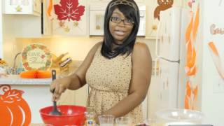 Cooking With Carlina: Thanksgiving Part 2- Cranberry Banana Bread
