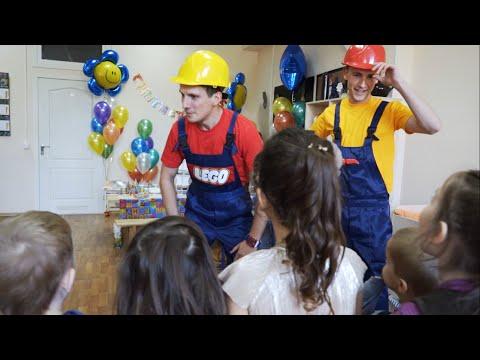 Праздник Лего День рождения 5 лет. Аниматоры Севастополь