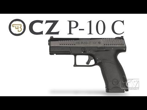 Real Test CZ P-10 C