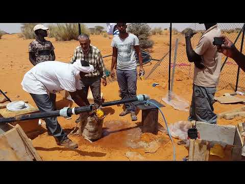 SOLAR23, Mauritania SOLAR PUMPING Installation 3