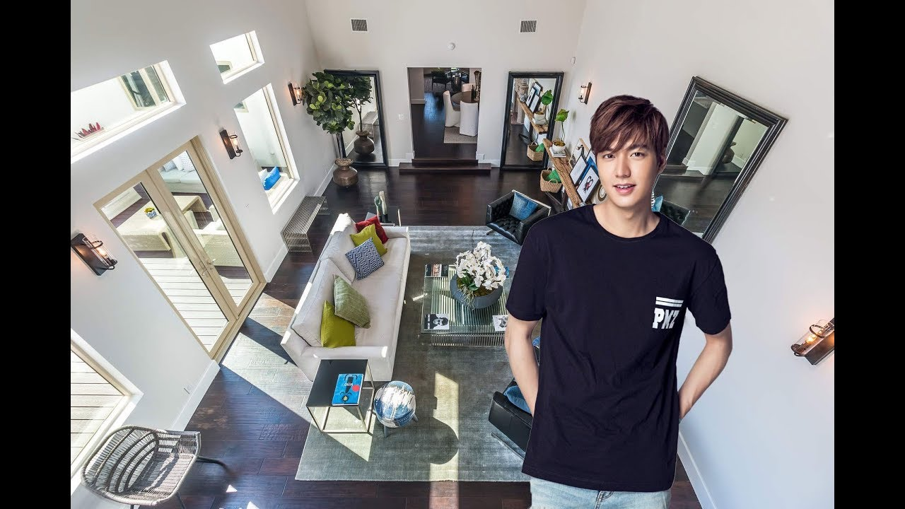 Lee Min-Ho'S (이민호) New House - [ Inside & Outside ] - 2018