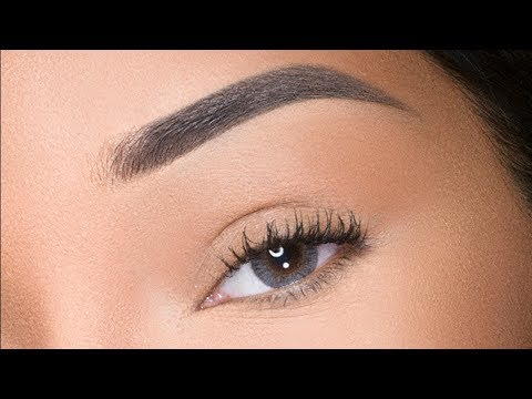 Maybelline Tattoo Studio Brow Demo Review