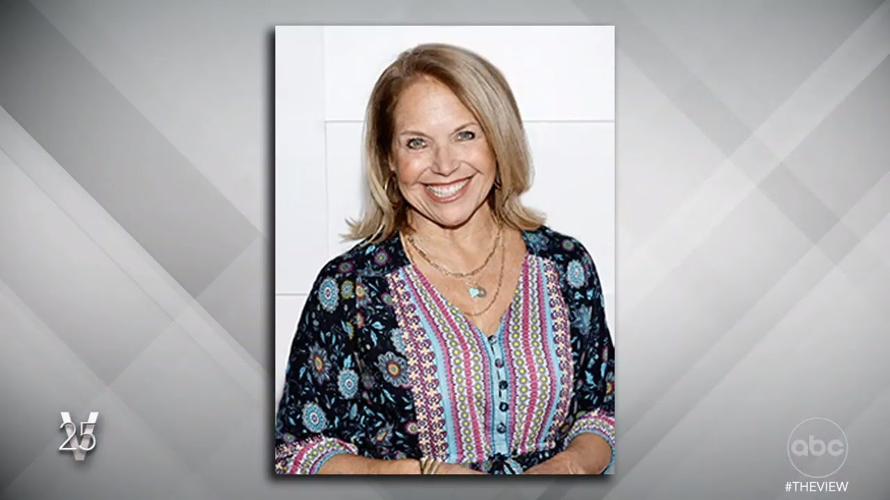 Katie Couric on withholding full anthem quote from Ruth Bader ...