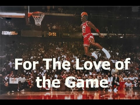 Motivational Video - For the Love of the Game