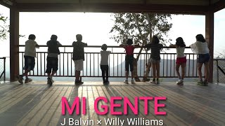 J Balvin willy William -Mi gente || kids dance choreography by shrikesh magar