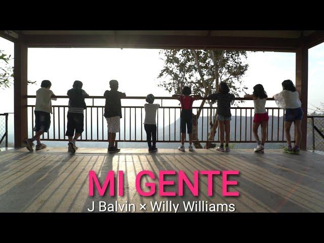 J Balvin Willy William Mi Gente Kids Dance Choreography By Shrikesh Magar