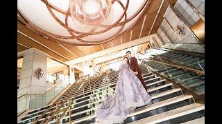 婚禮紀錄/台中 婚攝艾斯 ACES/台中葳格國際會議中心 /20200315/明諺&思婷