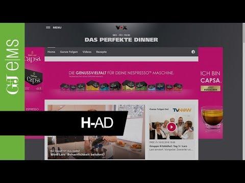 H-Ad | Dallmayr | Rich Media Ad Special | G+J e|MS