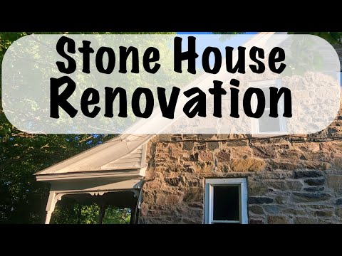 Stone House Renovation | Episode 146 | Bathroom