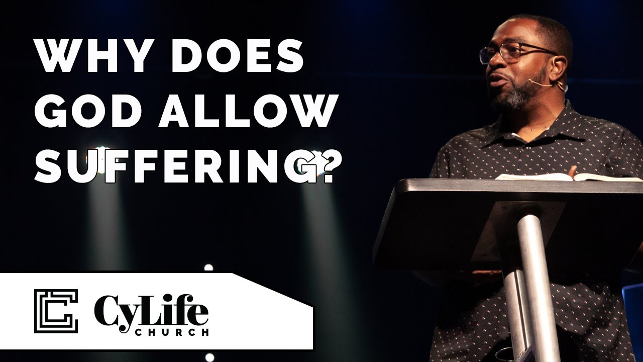 MOMENT OF TRUTH (Week 2) - Why does God allow suffering?