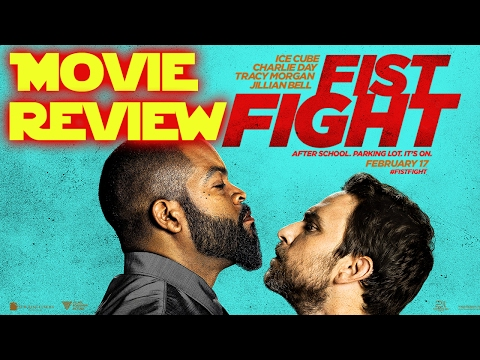 Fist Fight (2017) - Movie Review