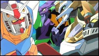 【MAD】これが日本のロボットアニメだ!Japanese robot animations!