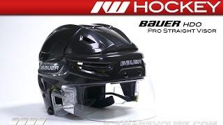 Bauer HDO Pro Clip Visor Review