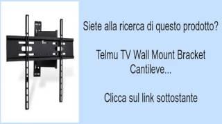 Telmu TV Wall Mount Bracket Cantileve...