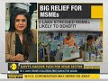 Indian government outlines economy revival plan   WION India   Covid-19