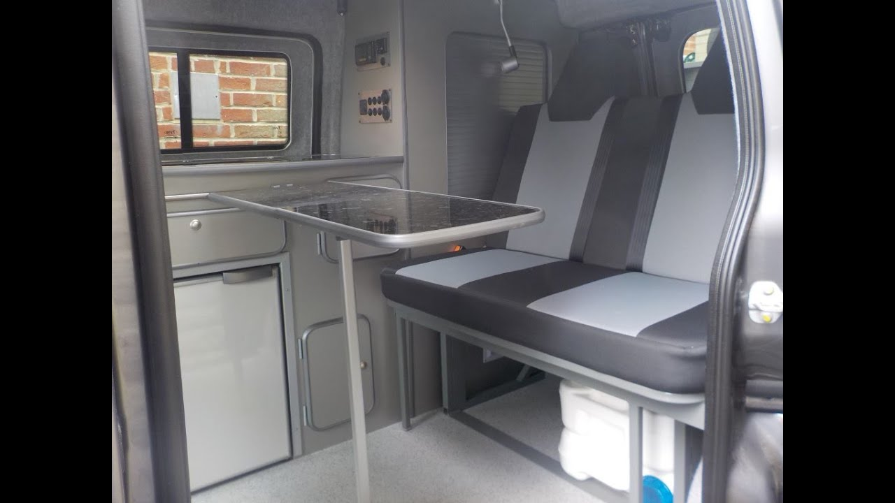 nissan nv200 compact campervan self build small camper. Black Bedroom Furniture Sets. Home Design Ideas