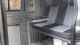 Nissan NV200 Compact Campervan (self build) small camper motorhome (similar to VW T4, T5 or Bongo)