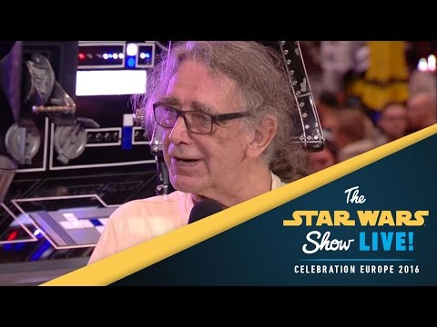 Peter Mayhew Interview | Star Wars Celebration Europe 2016
