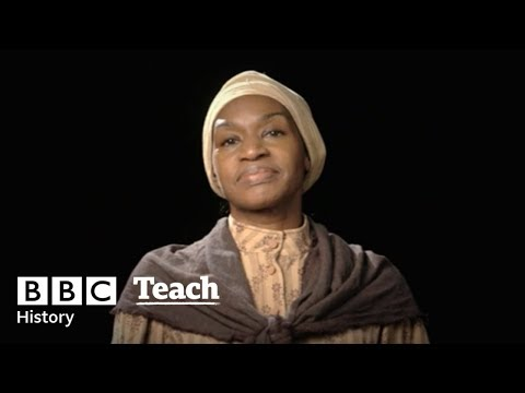 The life and work of Harriet Tubman (dramatisation) | History - True Stories
