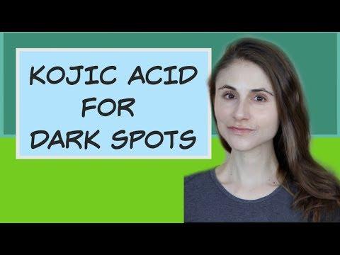 KOJIC ACID FOR DARK SPOTS & HYPERPIGMENTATION  DR DRAY