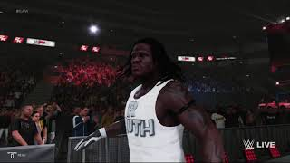 WWE 2K19 R-Truth Alternate Entrance (PS4/Xbox One/PC)