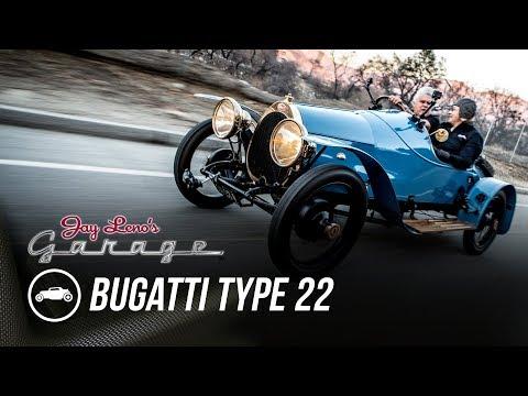 1913 Bugatti Type 22 - Jay Leno's Garage
