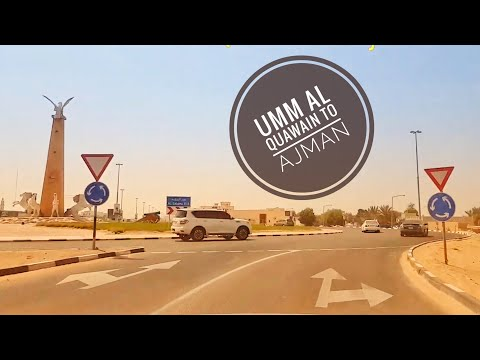 Umm Al Quwain to Ajman(uae) 🇦🇪28-9-2018🇦🇪