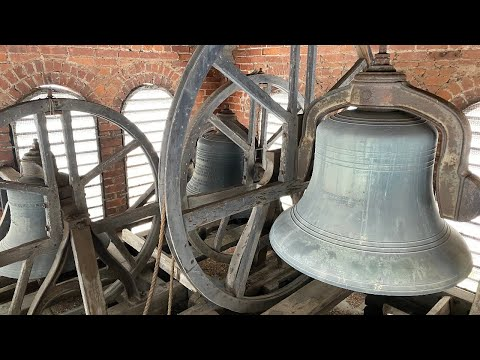 THU May 7: Church Bells ringing  @ St. Mary's Ukrainian Orthodox Church 5/7/2020